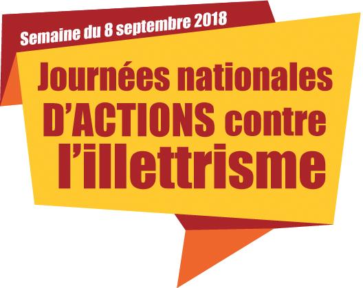 Image result for journée nationale d'action contre l'illettrisme